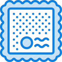 communication, dialogue, discussion, stamp icon