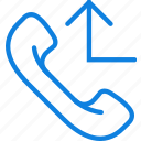 communication, dialogue, discussion, phonecall, redirect icon
