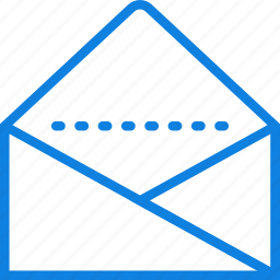 communication, dialogue, discussion, mail, open icon