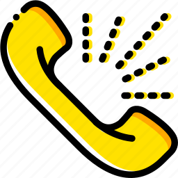 communication, dialogue, discussion, phone, ringing icon
