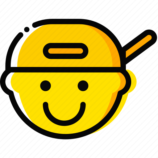 emoji, emoticon, face, rapper icon