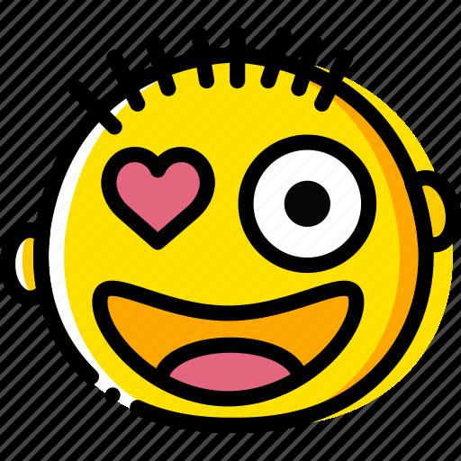 Flirt Emoji