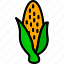 agriculture, corn, farming, garden, nature icon