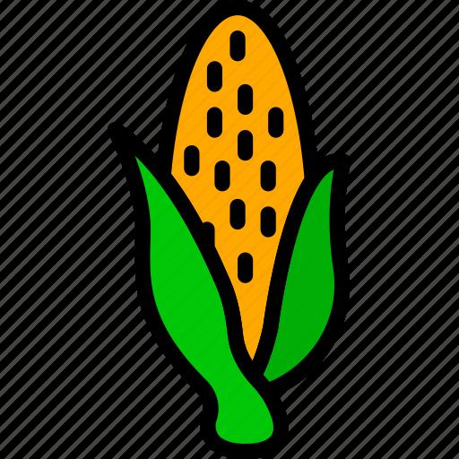 agriculture, corn, farming, garden, nature icon
