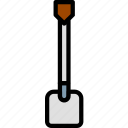 agriculture, farming, garden, nature, shovel icon