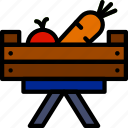 agriculture, farming, garden, nature, vegetables icon