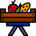 agriculture, farming, garden, nature, vegetable icon