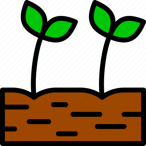 agriculture, farming, fretile, garden, nature, soil icon