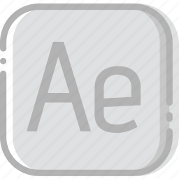 adobe, after, directory, document, effects, file icon