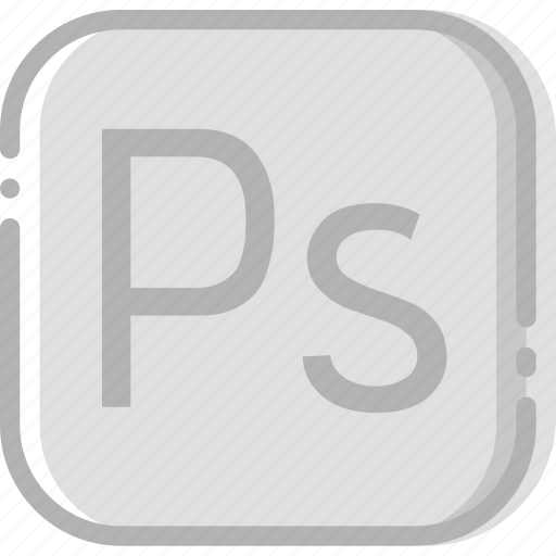 adobe, directory, document, file, photoshop icon