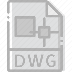 directory, document, dwg, file icon