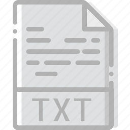 directory, document, file, txt icon