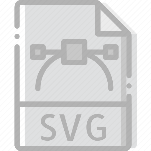 directory, document, file, svg file icon