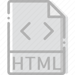 directory, document, file, html icon
