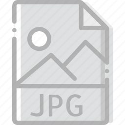 directory, document, file, jpg icon