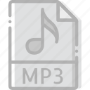 directory, document, file, mp3