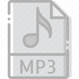 directory, document, file, mp3 icon
