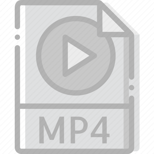 directory, document, file, mp4 icon