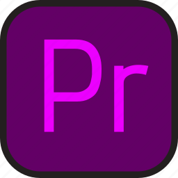 adobe, directory, document, file, premiere, pro icon