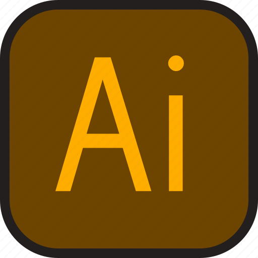 adobe, directory, document, file, illustrator icon