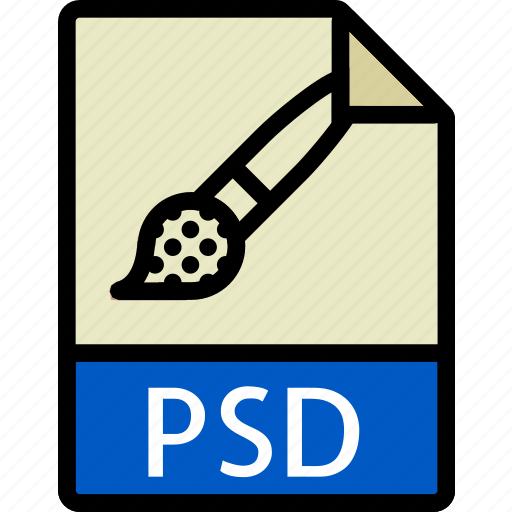 directory, document, file, psd icon