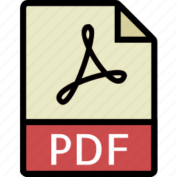 directory, document, file, pdf icon