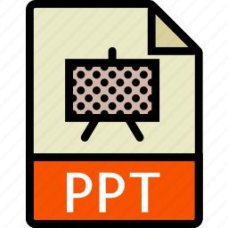 directory, document, file, ppt icon