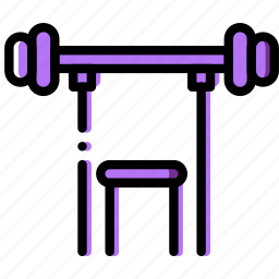 fit, fitness, gym, training, work icon