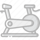 bicycle, fitness, gym, training