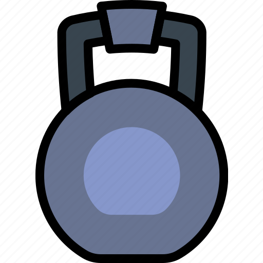 dumbbell, fitness, training, work icon