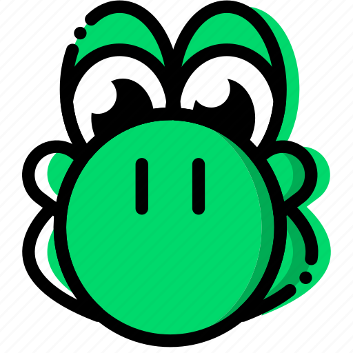 entertain, game, play, yoshi icon