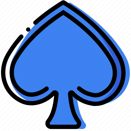 entertain, game, play, spades icon