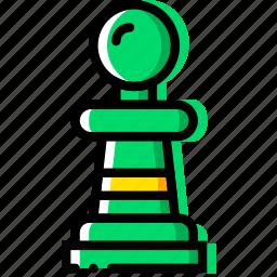entertain, game, pawn, play icon