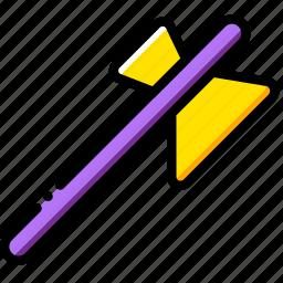 axe, entertain, game, minecraft, play icon