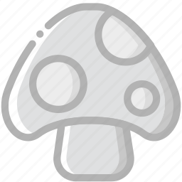 fun, game, mario, mushroom, play icon
