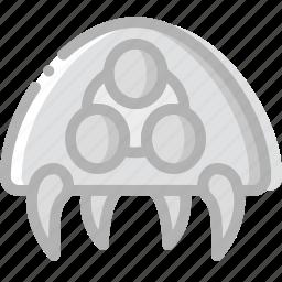 fun, game, metroid, play, symbiote icon
