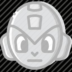fun, game, megaman, play icon