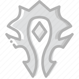 for, fun, game, horde, play, the icon