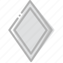 diamonds, fun, game, play icon
