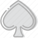 fun, game, play, spades icon