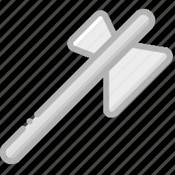 axe, fun, game, minecraft, play icon