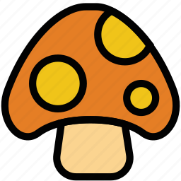fun, games, mario, mushroom, play icon