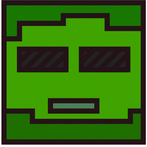 fun, games, minecraft, play, zombie icon