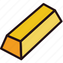 fun, games, ingot, minecraft, play icon