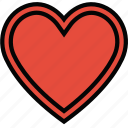 fun, games, hearts, play icon