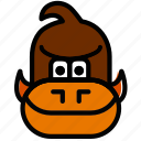 donkey, fun, games, kong, play icon