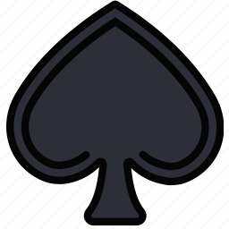 fun, games, play, spades icon