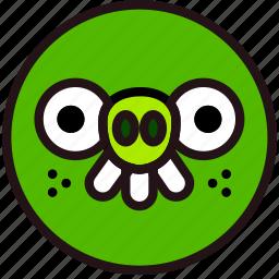 fun, games, pig, play icon