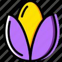 flower, garden, plant, seed, soil