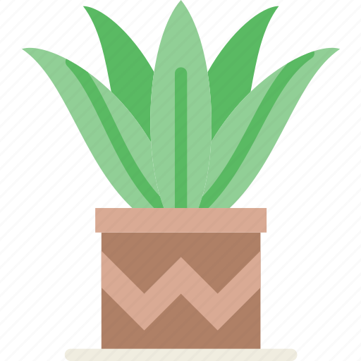 flower, garden, plant, pot, soil icon
